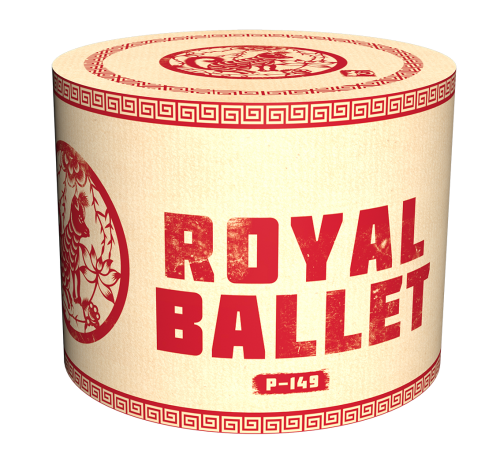P-149 Round shape Fountain Royal Ballet F2